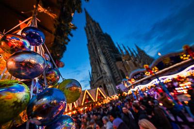 Ulm Weihnachtsmarkt.Ulmer Weihnachtsmarkt 2019